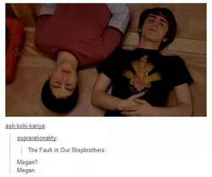 funny, tumblr, and tfios image