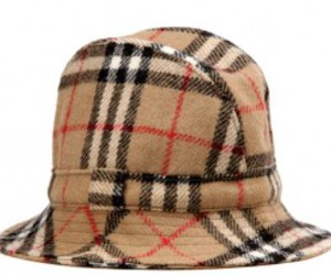 Burberry and bucket hat image