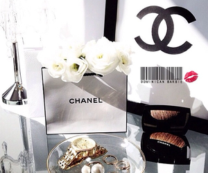 coco chanel, classy & fabulous, and dominicanbarbie image