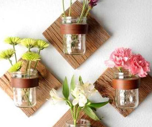 flowers, diy, and home image