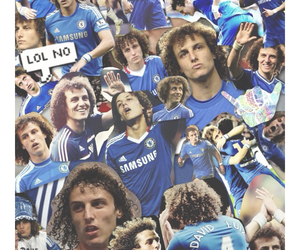 blue, david, and luiz image