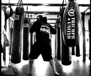 mma and training image