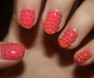 fashion, summer, and nails image