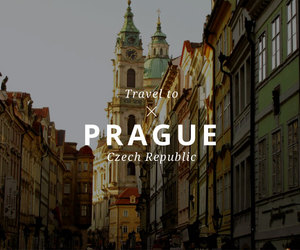 girl, prague, and quote image