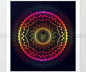 bright, buddhism, and creative image