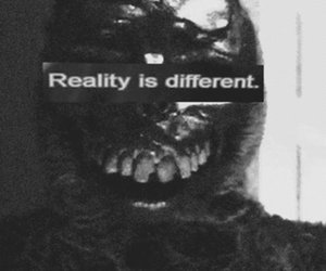 reality, donnie darko, and different image