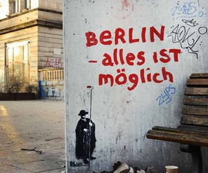 berlin and quote image