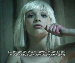 chandelier, cool, and Sia image