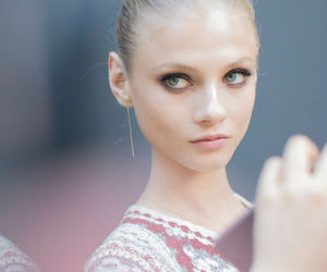 Anna Selezneva, fashion, and Versace image