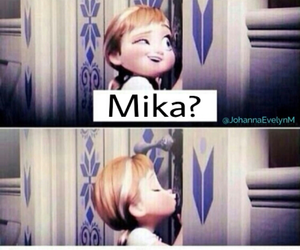 mika, queen of snow, and mikafreak image