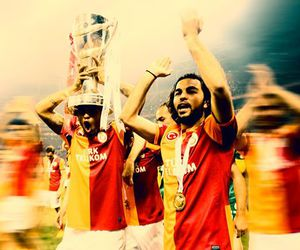 awesome, champion, and galatasaray image