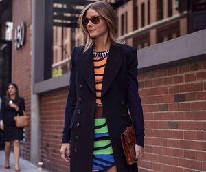 dress, fashion, and olivia palermo image