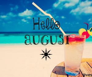 August, drink, and vesa galica image