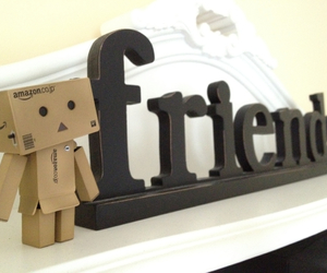 danbo, funny, and friends image