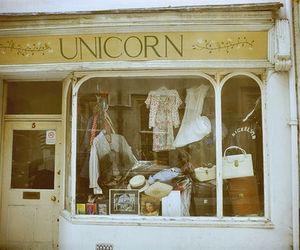 unicorn, vintage, and shop image