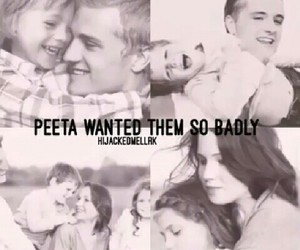 peetamellark, willowmellark, and katnissmellark image