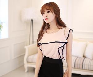 model, kimshinyeong, and ulzzang girl image