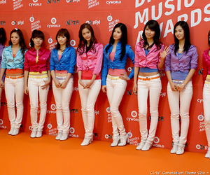 gee, snsd, and girls' generation image