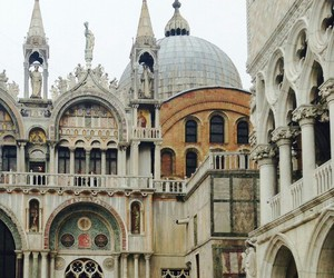 san marco and venice image