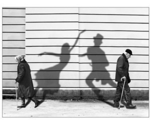 dance, old, and ombre image