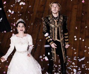 reign, adelaide kane, and toby regbo image