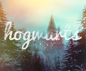 hogwarts, harry potter, and potterhead image