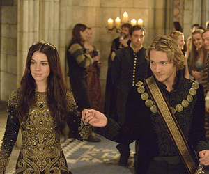 reign, love, and adelaide kane image
