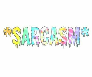 sarcasm, transparent, and overlay image