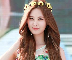fresh, lovely, and seohyun image
