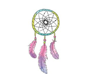 dream catcher, hipster, and transparent image