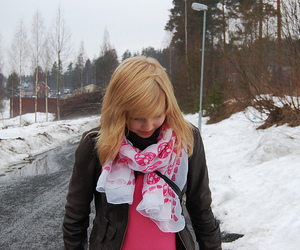 finland, girl, and outfit image