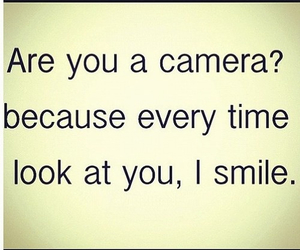 smile, love, and camera image