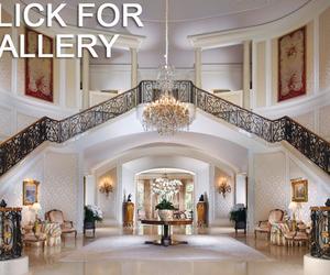 dream house, luxury, and la image