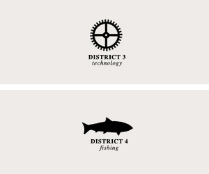 fishing, district 3, and technology image