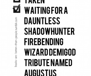 wizard, demigod, and dauntless image