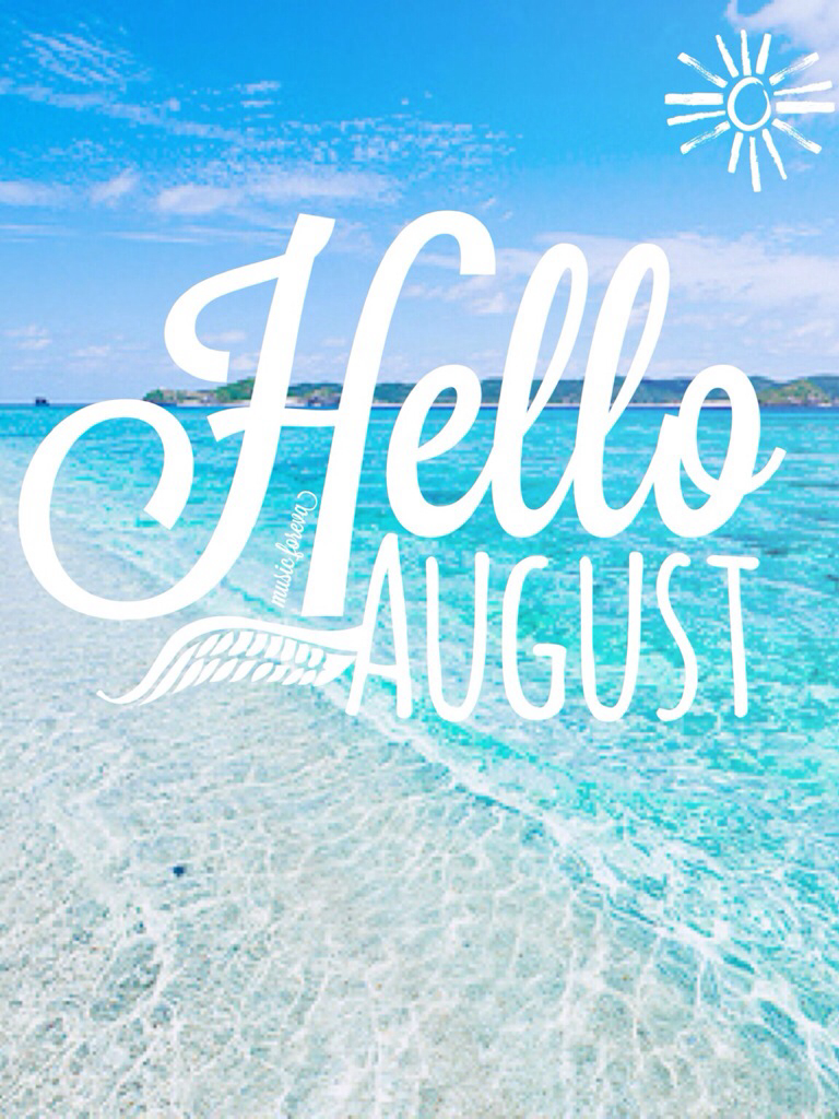 Hello August Shared By Music Infinity On We Heart It