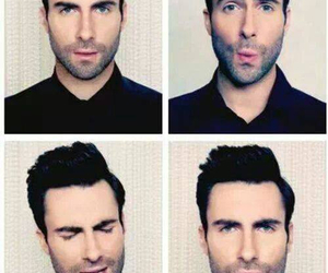 adam levine, maroon 5, and adam image