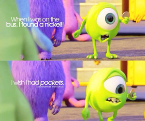 disney, mike, and monsters university image