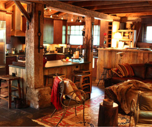 architecture, beautiful, and cabin image