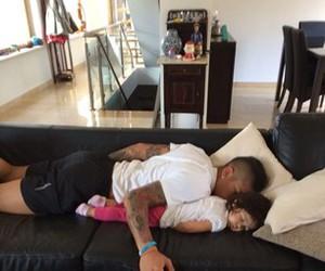 daddy, sleep, and cute image