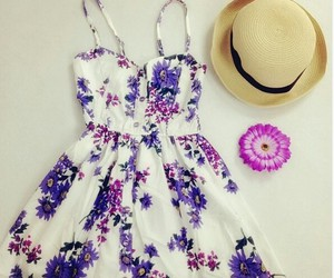 summer and pretty outfit. image