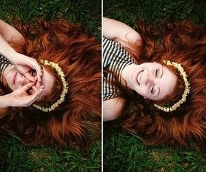 redhead and tumblr image