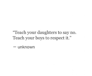 quotes, boy, and respect image