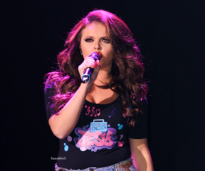 jesy nelson, little mix, and dna tour image