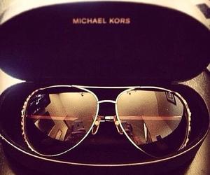 Michael Kors, sunglasses, and style image