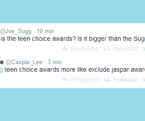 funny, teen choice awards, and youtubers image