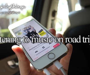 music, 5sos, and road trips image