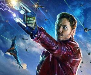Marvel, guardians of the galaxy, and starlord image