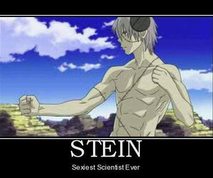 soul eater and stein image