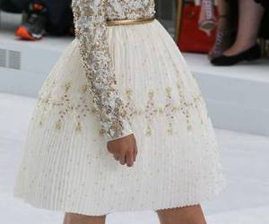 fashion, dress, and chanel image